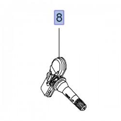 Czujnik ciśnienia w oponie 93461364 (Movano B)