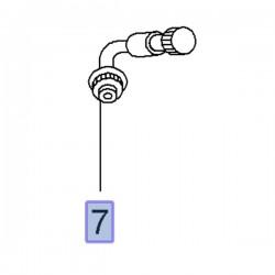 Adapter zaworu koła 95515320 (Movano B)