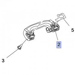 Rączka sufitowa, uchwyt podsufitki (Adam, Corsa E, Crossland X)