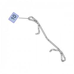 Sprężyna klocków hamulcowych przód 13589745 (Astra K)