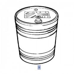 Olej silnikowy 5W30 ,DEXOS 1 95527876 1 litr