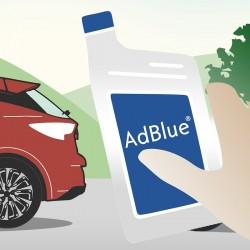 Płyn AdBlue 95527846 20 litrów OPEL