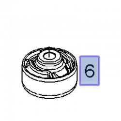 Tuleja wahacza przedniego, tylna 13138151 (Corsa C, Meriva A, Tigra B)