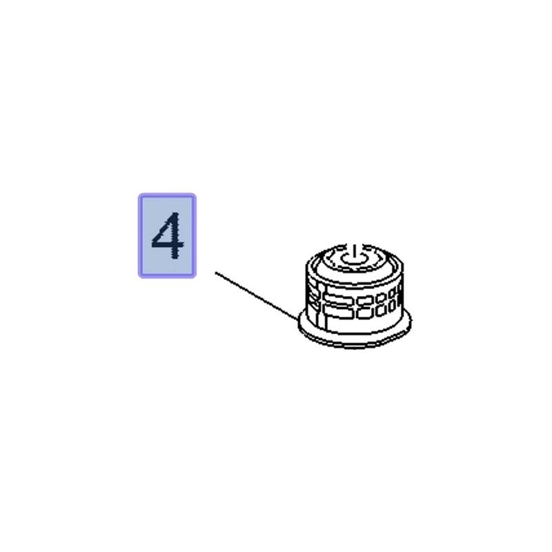Tuleja ramy silnika 22951144 (Insignia B)