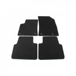 Dywaniki tekstylne Jet Black 39022387 (Crossland X)