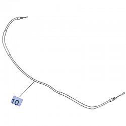 Linka hamulca ręcznego, tylna prawa 93459142 (Vivaro B)