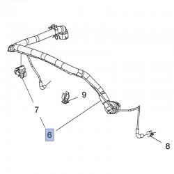 Wąż podciśnienia Turbo 25193343 (Adam, Astra J, Cascada, Corsa E, Insignia A, Meriva B, Mokka, Zafira C)