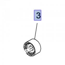 Rolka napinacza rozrządu 55485360 (Antara, Cascada, Insignia A, B, Zafira C)