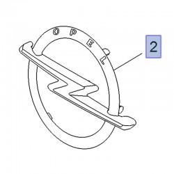 Emblemat tylny OPEL 93451378 (Movano B, Vivaro B)