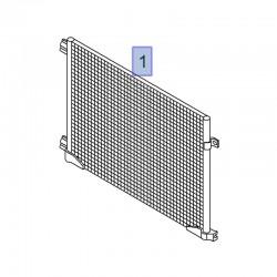 Skraplacz, chłodnica klimatyzacji 93861172 (Vivaro A)