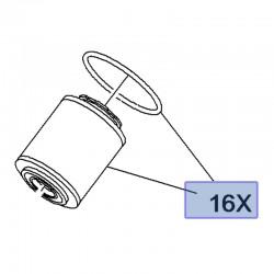 Filtr oleju, wkład 3557009 (Combo E, Crossland X, Grandland X)