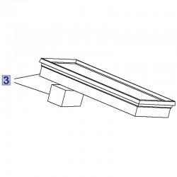Filtr powietrza 3639109 (Combo E, Crossland X, Grandland X)
