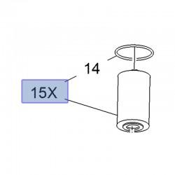 Filtr oleju 55594651 (Astra G, H, J, Adam, Corsa B, C, D, Insignia A, Meriva A, B, Mokka, Vectra C, Zafira A, B, C)