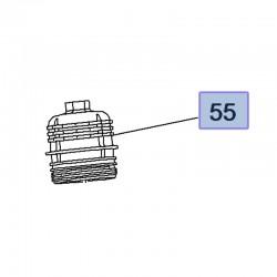 Pokrywa filtra oleju 55578237 (Antara, Cascada, Insignia A, B, Zafira C)