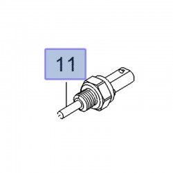 Czujnik temperatury wody 25186240 (Antara, Astra J, K, Cascada, Insignia A, B, Meriva B, Mokka, Zafira C)
