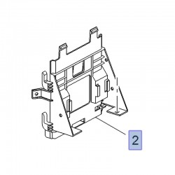 Wspornik sterownika silnika 84127775 (Astra K, Insignia B, Mokka, Zafira C)