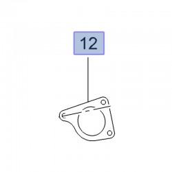 Uszczelka rury wydechowej 55570081 (Astra J, K, Insignia A, B, Meriva B, Mokka, Zafira C)