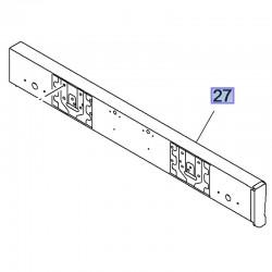 Belka zderzaka tylna 95508604 (Movano B)
