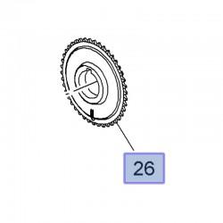Koło zębate wału korbowego 12642713 (Astra J, Insignia A, GT, Signum, Vectra C)