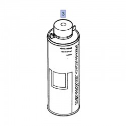 Wosk w sprayu 95599279 OPEL