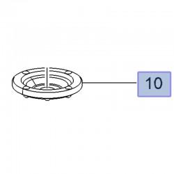 Osłona mocowania amortyzatora 3637217 (Crossland X)