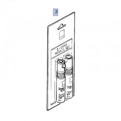 Lakier zaprawkowy SHADES OF GREY 95599791 kod lakieru OP-10B