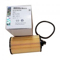 Filtr oleju, wkład 25195785 (Mokka, Mokka X)