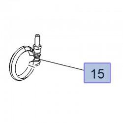 Łącznik rur, układ wydechowy 55580837 (Astra J, K, Insignia A, B, Meriva B, Mokka, Zafira C)