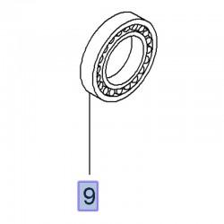 Łożysko stożkowe skrzyni biegów 9162569 (Movano A, B, Vivaro A, B)