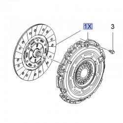 Zestaw sprzęgła tarcza+docisk 55513162 (Astra J, K, Insignia A, B, Mokka, Zafira C)