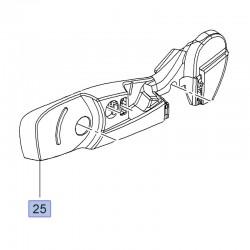 Osłona siedziska fotela kierowcy 13325372 (Insignia A)