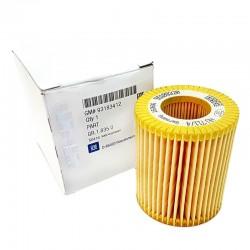 Wkład filtra oleju 1.9 Diesel 93183412 (Astra H, Signum, Vectra C, Zafira B)