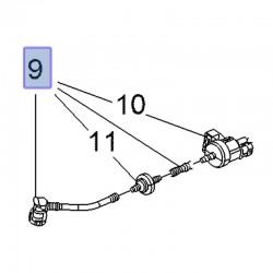 Zawór par paliwa 55573017 (Adam, Astra J, Cascada, Corsa D, E, Insignia A, Meriva B, Mokka, Zafira C)
