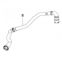 Rura, wąż turbo intercoolera 95523855 (Movano B)