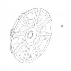 Kołpak koła stalowego 16 cali 13471836 (Crossland X)
