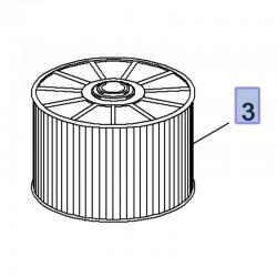 Filtr paliwa, wkład 9820226380 (Combo E, Crossland X)