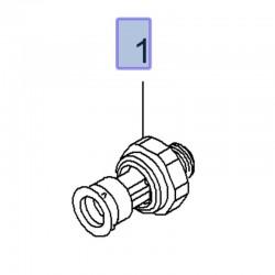 Czujnik ciśnienia oleju 12674782 (Antara, Insignia A)