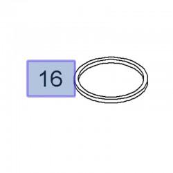 Uszczelka pompy paliwa 24401341 (Astra H, Signum, Vectra C, Zafira B)