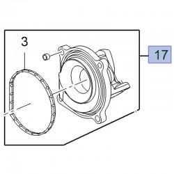 Obudowa termostatu 1.6 55496778 (Astra J, K, Insignia A, B, Meriva B, Mokka X, Zafira C)