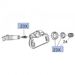 Zestaw naprawczy czujnika ciśnienia 13507403 (Adam, Astra J, Cascada, Corsa D, E, Insignia A, Zafira B, C)