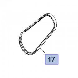 Pasek klinowy wielorowkowy 1.2 9675874180 (Combo E, Crossland X)