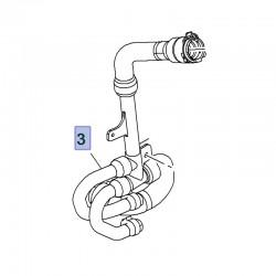 Przewód chłodzenia 1.2 3640932 (Crossland X)