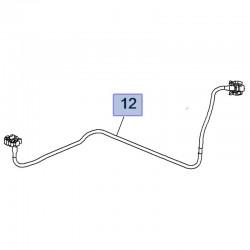 Przewód odpowietrzający chłodnicy 9817490780 (Crossland X)