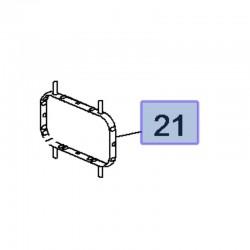 Uszczelka termostatu 1.5 3557022 (Combo E, Crossland X)