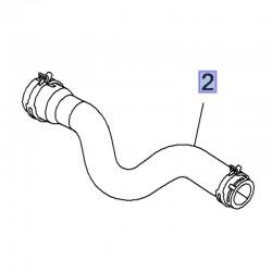 Wąż, przewód górny chłodnicy 1.6 9684639680 (Crossland X)