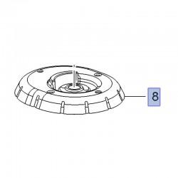 Mocowanie amortyzatora przedniego 5038G6 (Crossland X)