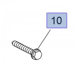 Śruba M10x80 3637282 (Crossland X)