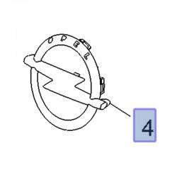 Znak, emblemat przedni OPEL 39084455 (Crossland X)