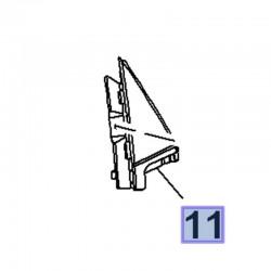 Wypraska tylnego słupka, lewa 39123014 (Crossland X)