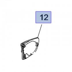 Podkładka klamki zewnętrznej, prawa 3640605 (Combo E, Crossland X)